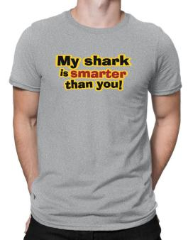 My Shark Is Smarter Than You! Men T-Shirt
