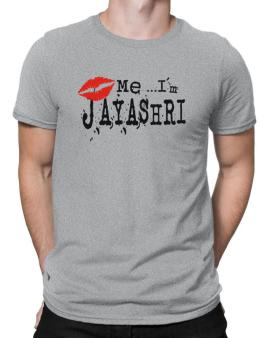 Kiss Me, Im Jayashri - Lips Men T-Shirt