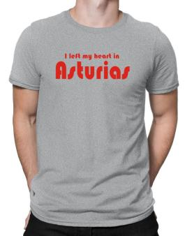 I Left My Heart In Asturias Men T-Shirt