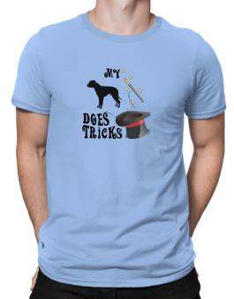 My American Bulldog Does Tricks ! Men T-Shirt
