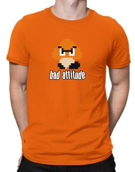 Bad Attitude Men T-Shirt