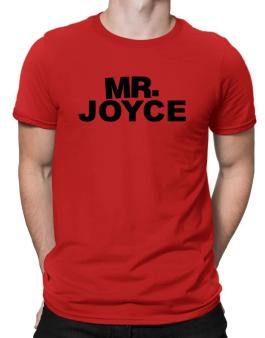 Mr. Joyce Men T-Shirt