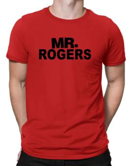 Mr. Rogers Men T-Shirt