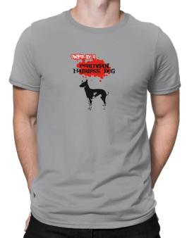 Owned By A Peruvian Hairless Dog Men T-Shirt