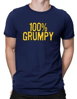 100% Grumpy Men T-Shirt