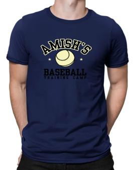 Amishs Baseball Training Camp Men T-Shirt