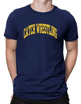 Catch Wrestling Athletic Dept Men T-Shirt