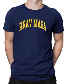 Krav Maga Athletic Dept Men T-Shirt