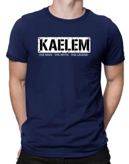 Kaelem : The Man - The Myth - The Legend Men T-Shirt