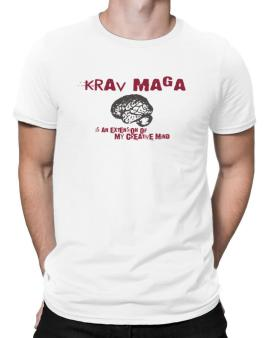 Polo de Krav Maga Is An Extension Of My Creative Mind