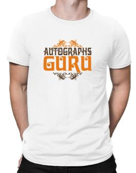 Autographs Guru Men T-Shirt
