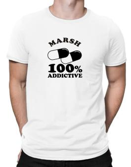Marsh 100% Addictive Men T-Shirt