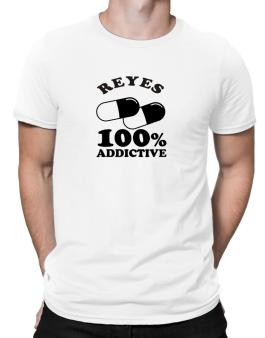 Reyes 100% Addictive Men T-Shirt