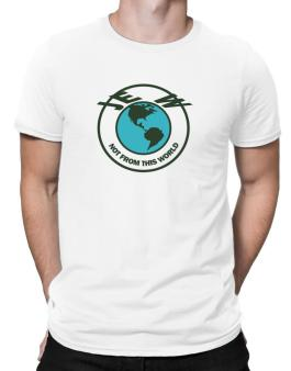 Jew Not From This World Men T-Shirt