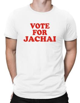 Vote For Jachai Men T-Shirt