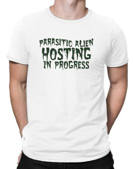 Parasitic Alien Men T-Shirt