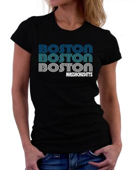Boston State Women T-Shirt