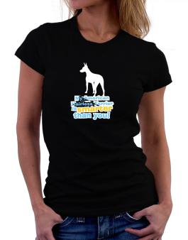 My American Hairless Terrier Is Smarter Than You ! Women T-Shirt