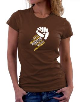 If Your Parents Dont Like Bumbo Or Bombo Or Bumboo, Its Time To Become Independent Women T-Shirt