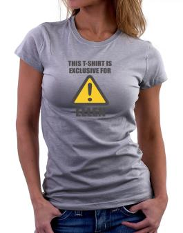 This T-shirt Is Exclusive For Ellen Women T-Shirt