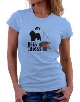 My Bolognese Does Tricks ! Women T-Shirt