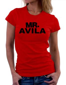 Mr. Avila Women T-Shirt