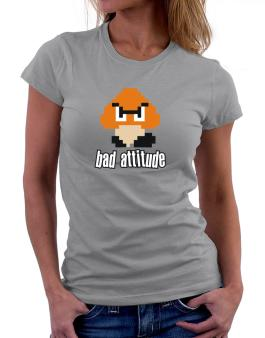 Polo de Dama de Bad Attitude