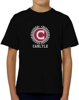 Carlyle - Laurel T-Shirt Boys Youth