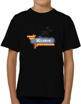 Alora - Fiction Of Your Imagination T-Shirt Boys Youth