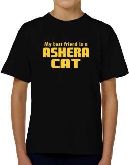 My Best Friend Is An Ashera T-Shirt Boys Youth