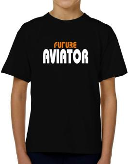 Future Aviator T-Shirt Boys Youth