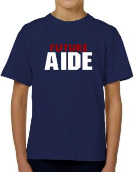 Future Aide T-Shirt Boys Youth