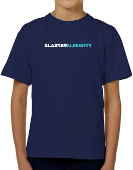 Alaster Almighty T-Shirt Boys Youth
