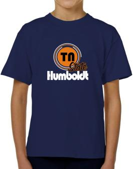 Humboldt - State T-Shirt Boys Youth