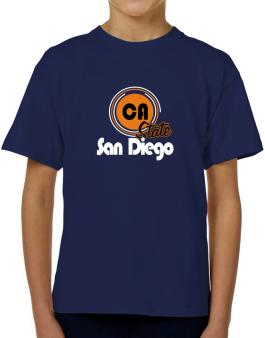 San Diego - State T-Shirt Boys Youth