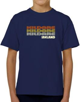 Retro Color Kildare T-Shirt Boys Youth