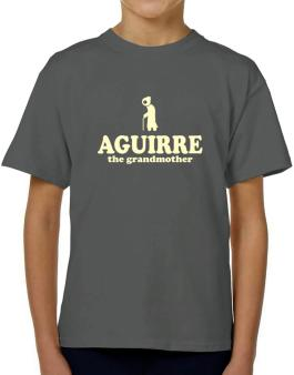 Aguirre The Grandmother T-Shirt Boys Youth