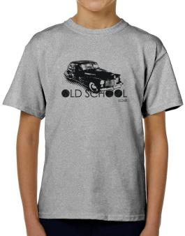 """ Old School - Kildare "" T-Shirt Boys Youth"