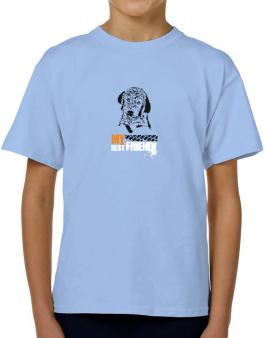 Labradoodle My Best Friend - Urban Style T-Shirt Boys Youth