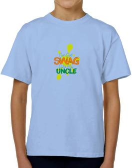 Ive got swag like my uncle T-Shirt Boys Youth