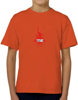 Freedom Is Not Impaired T-Shirt Boys Youth