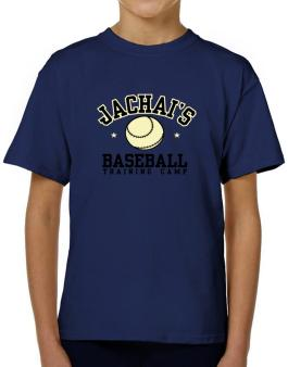 Jachais Baseball Training Camp T-Shirt Boys Youth