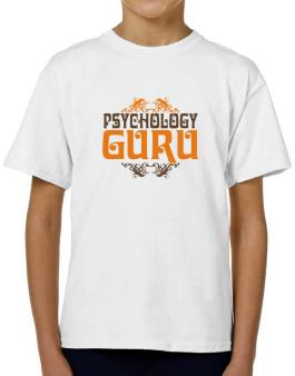 Psychology Guru T-Shirt Boys Youth