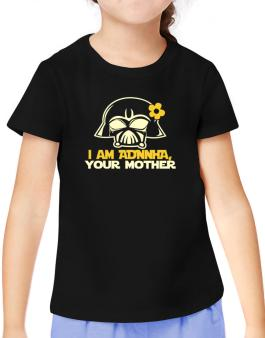 I Am Adonia, Your Mother T-Shirt Girls Youth