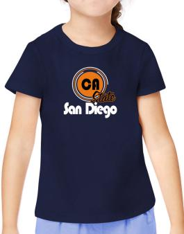 San Diego - State T-Shirt Girls Youth