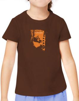 King Of Canada T-Shirt Girls Youth