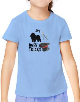 My Bolognese Does Tricks ! T-Shirt Girls Youth
