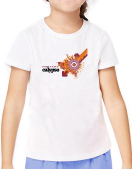 Lets Dance To The Sound Of Calypso T-Shirt Girls Youth