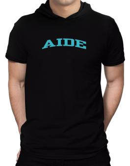 Aide Hooded T-Shirt - Mens