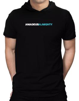 Amadeus Almighty Hooded T-Shirt - Mens